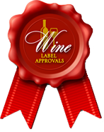 Wine Label Approvals Seal
